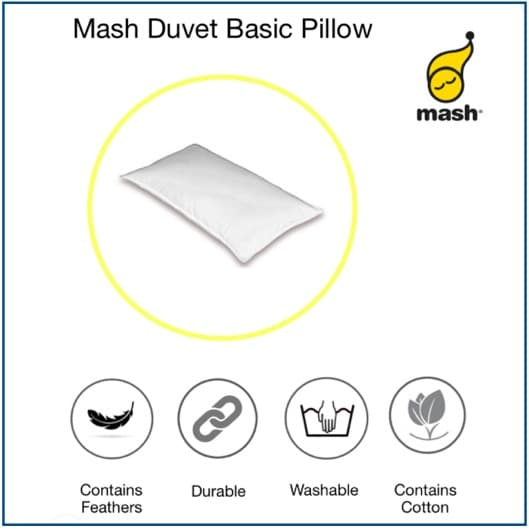Mash Duvet Basic Pillow