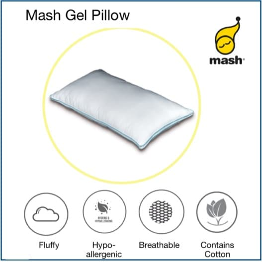 Mash Gel Pillow
