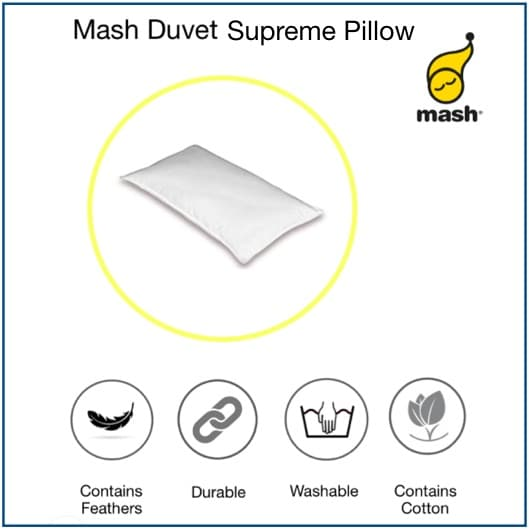 Mash Duvet Supreme Pillow