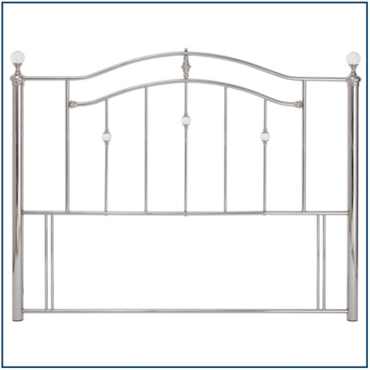 Ashley Nickel Headboard