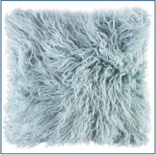 Gobi Duck Egg Blue Cushion Cover