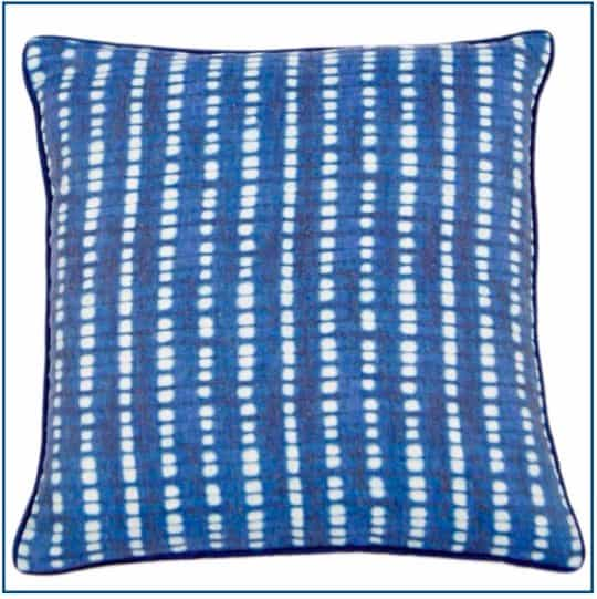 Meera Blue Cushion Cover