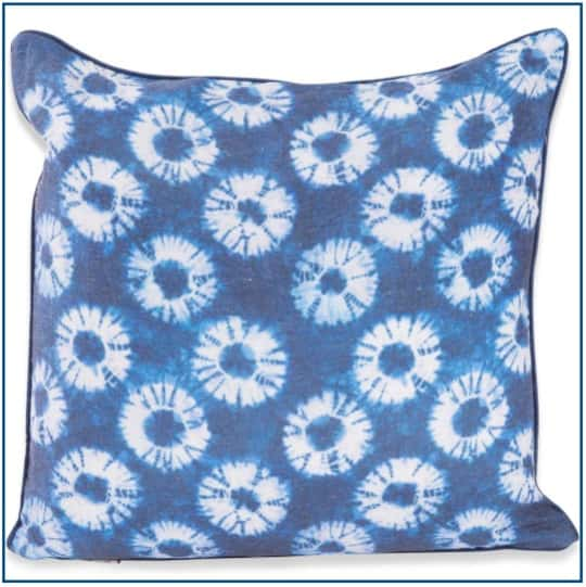 Shivani Blue Cushion Cover