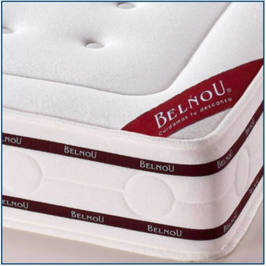 Belnou Viscobasic Mattress
