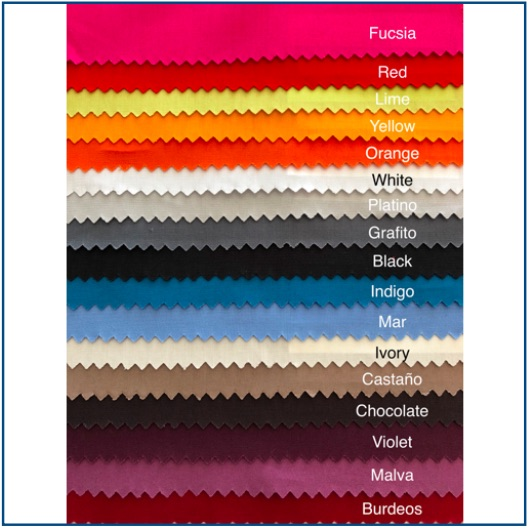 Lasa Home Sheet Colours