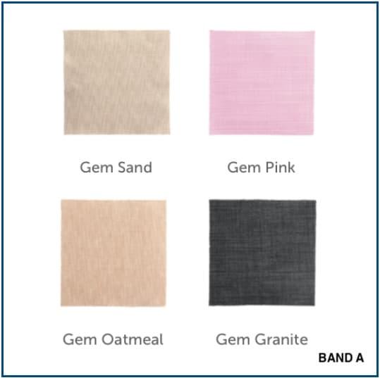 Swanglen Gem Band A Fabrics