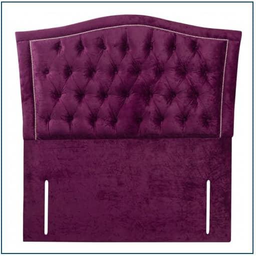 Anniversary Upholstered Floor Standing Headboard