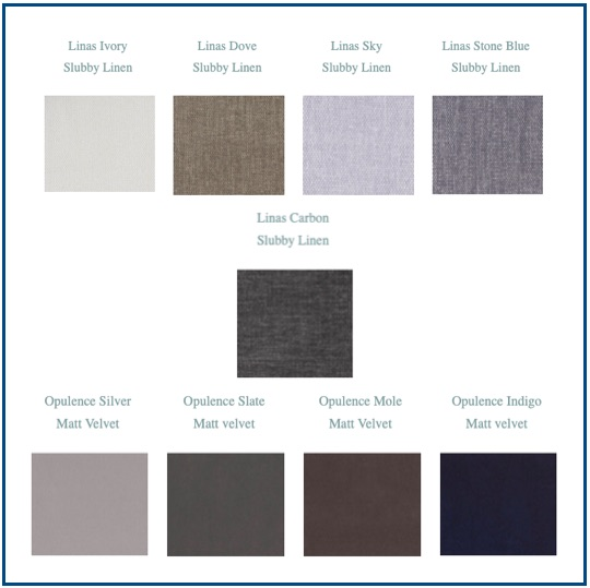 Burgess Bedstead Fabrics