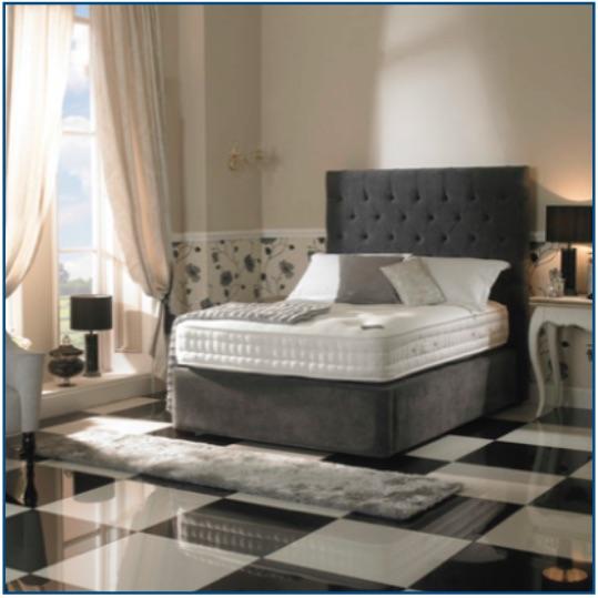 3000 Binary pocketed spring natural mattress