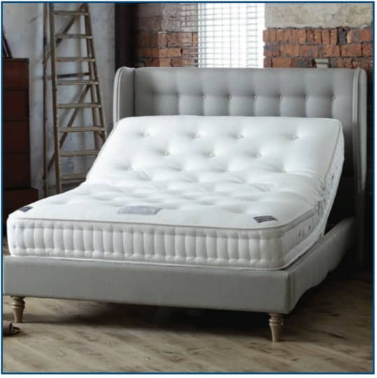 Burgess Binary 3000 Latex Mattress