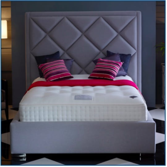 Burgess Diamante Bedstead