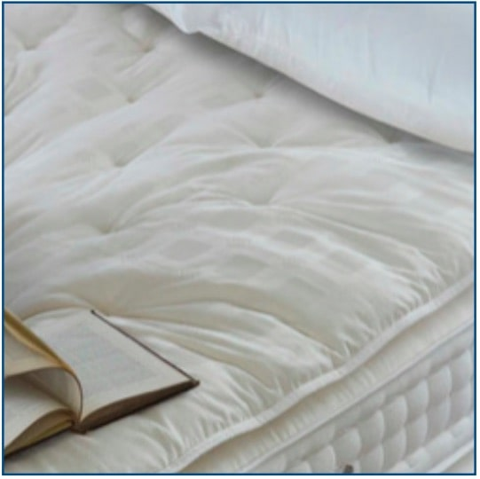 Mattress Toppers - a great way to get more comfort