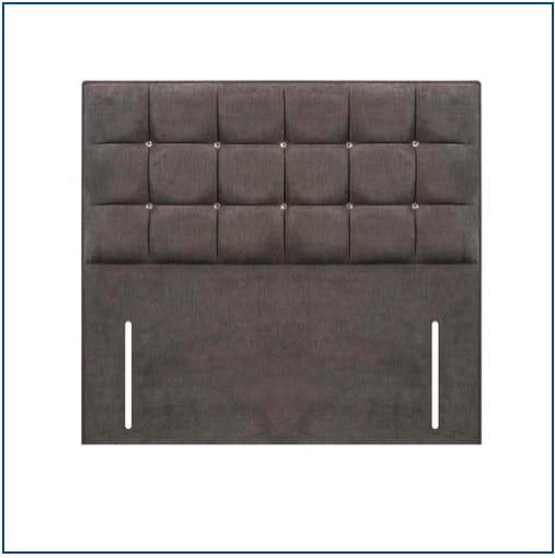 Flare Upholstered Floor Standing Headboard