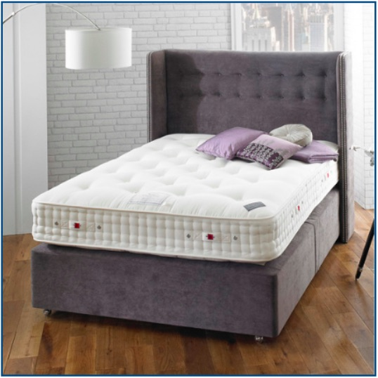 2000 Binary pocketed spring natural mattress