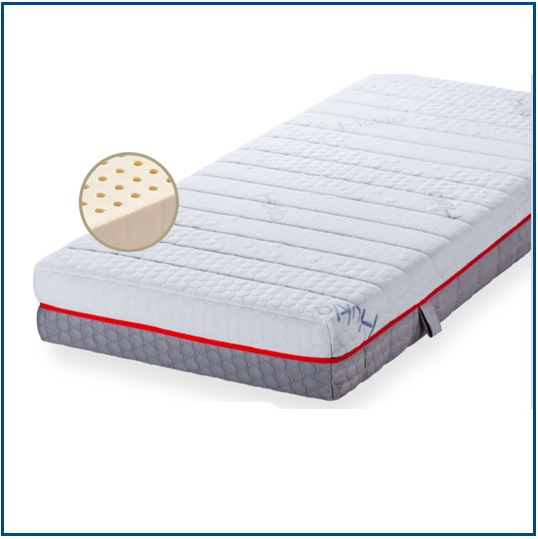 Hukla soft latex mattress