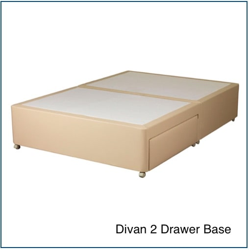 Sweet Dreams Divan 2 Drawer Base