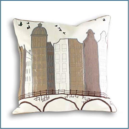 Amsterdam Cushion Cover