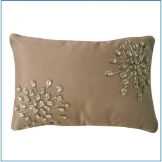Chicago Beige Cushion Cover