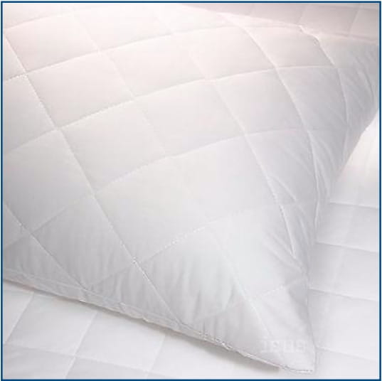 Cotopur Quilted Pillow Protector