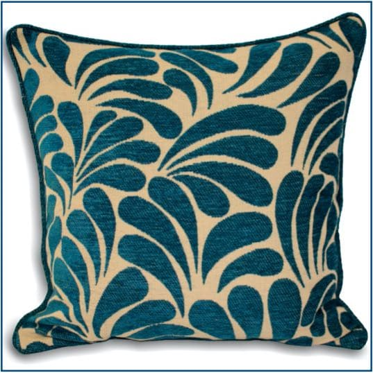 Dubai Cushion Cover Teal