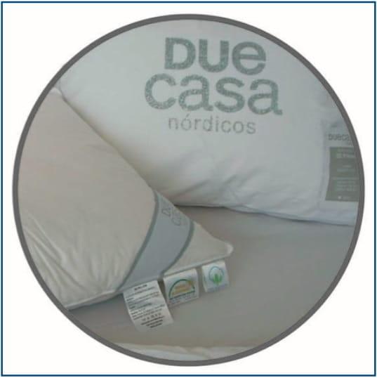 Due Casa 3D Pluma Pillow