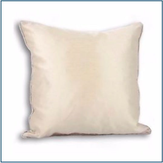 Fiji Cream Cushion Cover