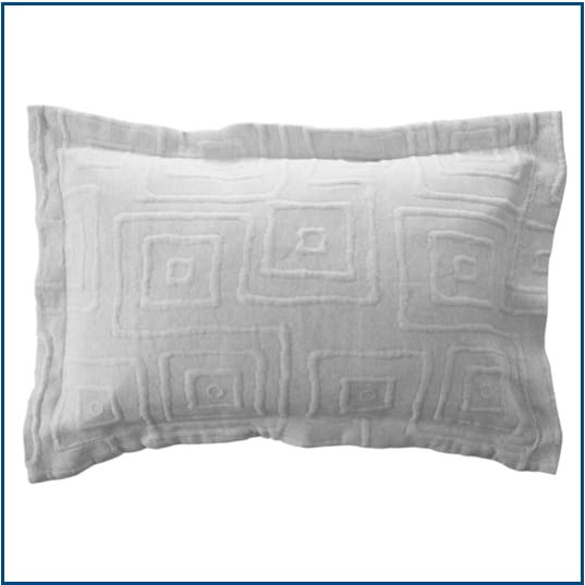 Lisbon Pillowsham Grey