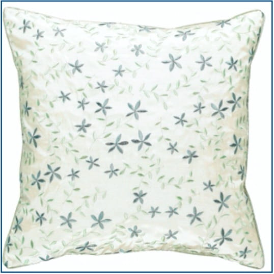 Rosemary Blue Cushion Cover