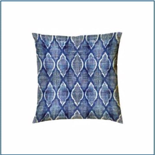 Truss Blue Cushion Cover
