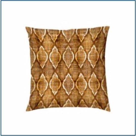 Truss Yellow Cushion Cover