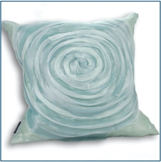 Vortex Duck Egg Cushion Cover