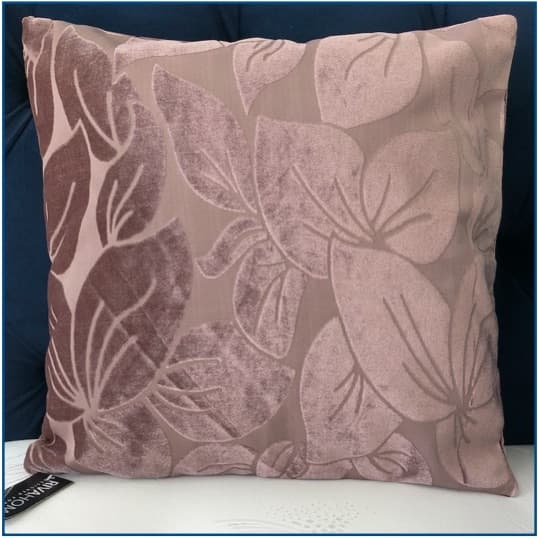 Glendale Taupe Cushion Cover