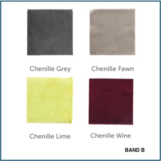 Swanglen Chenille Band B Fabrics