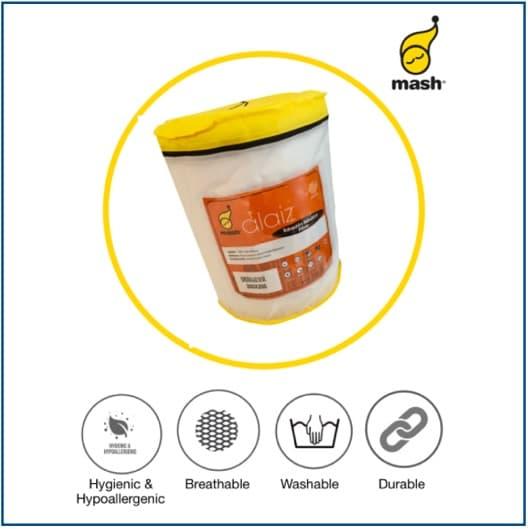 Mash Alaiz Microfibre Duvet